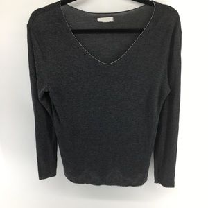 Scandal Made In Italy V Neck Sweater